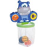 """Водный баскетбол для ванной, с аксессуарами, 6 предм, """"Веселое купание"""", ABtoys"""