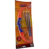 Лук со стрелами на присосках (лук, 3 стрелы), ABtoys