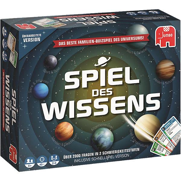 Spiel des Wissens (Neuauflage), (Neuauflage), (Neuauflage), Jumbo 3da145