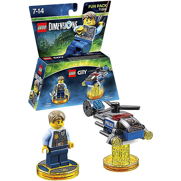 LEGO Dimensions Fun Pack - LEGO City