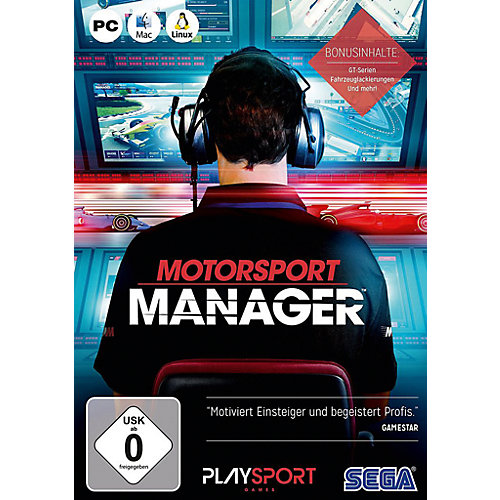 PC Motorsport Manager Sale Angebote Kröppen