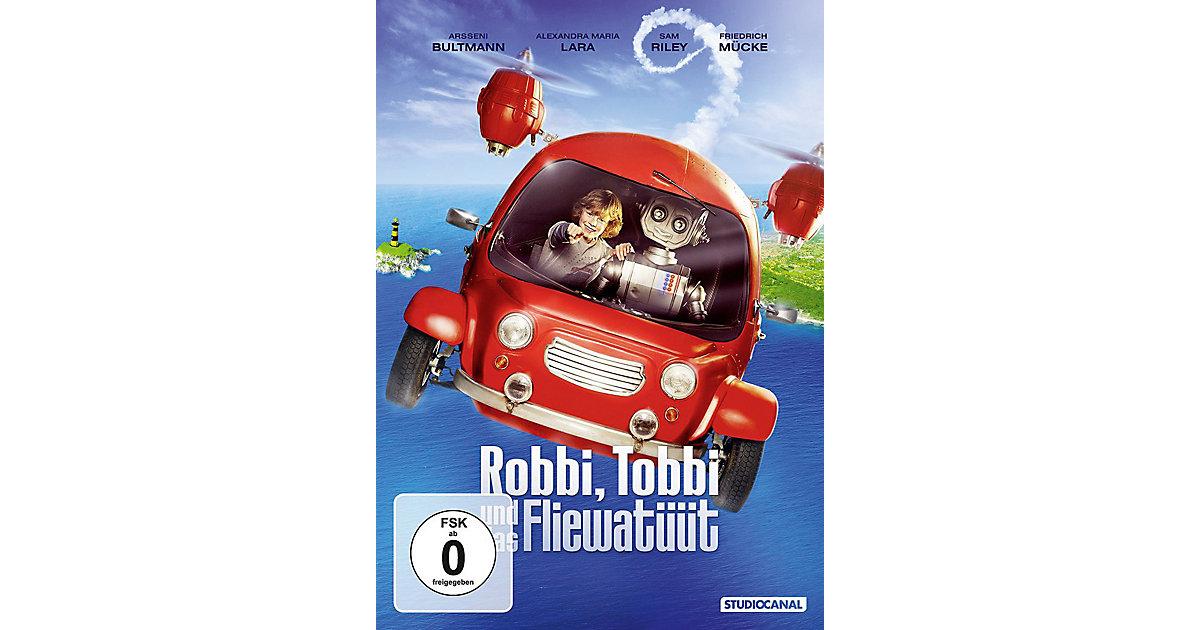 DVD Robbi, Tobbi und das Fliewatüüt