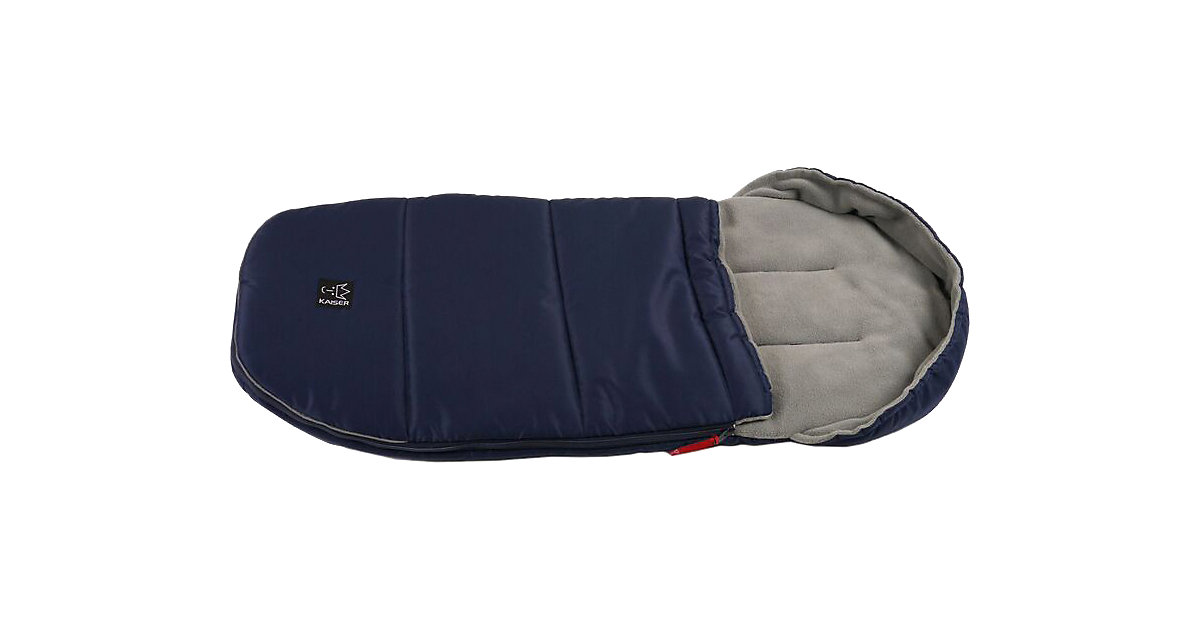 Thermo Fleece Fußsack LOUIS, marine