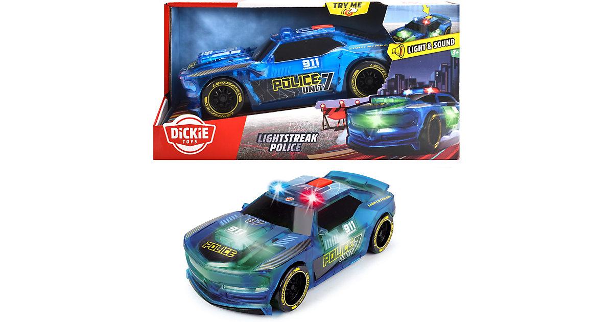 Lightstreak Polizeiauto