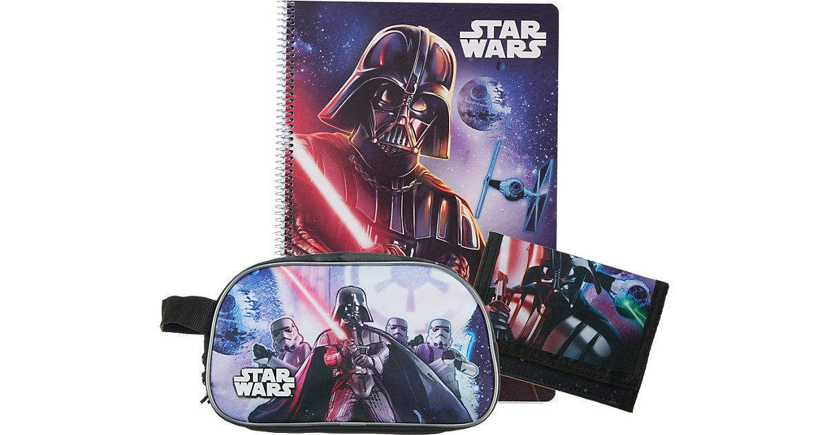 safta · Geschenkset Star Wars, 3-tlg.