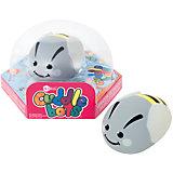 "Микро-робот ""CuddleBot"", серый, Hexbug"