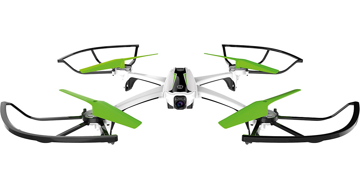 RC Quadrocopter Sky Viper Streaming Drone with GPS