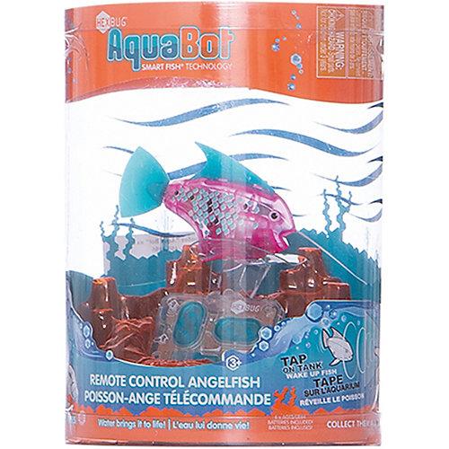 """Микро-робот """"Aqua Bot"""", розовый, Hexbug от Hexbug"""