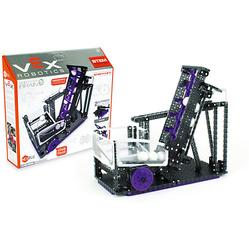 "Конструктор VEX ""Screwlift Ball Machine"", 170 деталей, Hexbug от Hexbug"