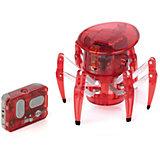"""Микро-робот на управлении """"Спайдер"""", красный, Hexbug"""
