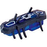 """Микро-робот """"Nano Nitro Single"""" , серо-синий, Hexbug"""