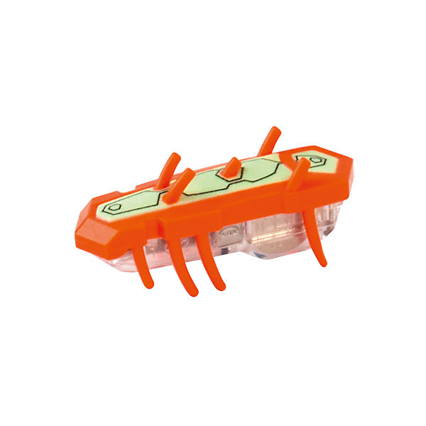 "Микро-робот ""Nitro Glow "", оранжевый, Hexbug"