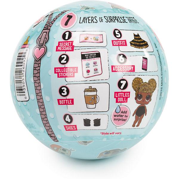 Кукла-сюрприз LOL в шарике