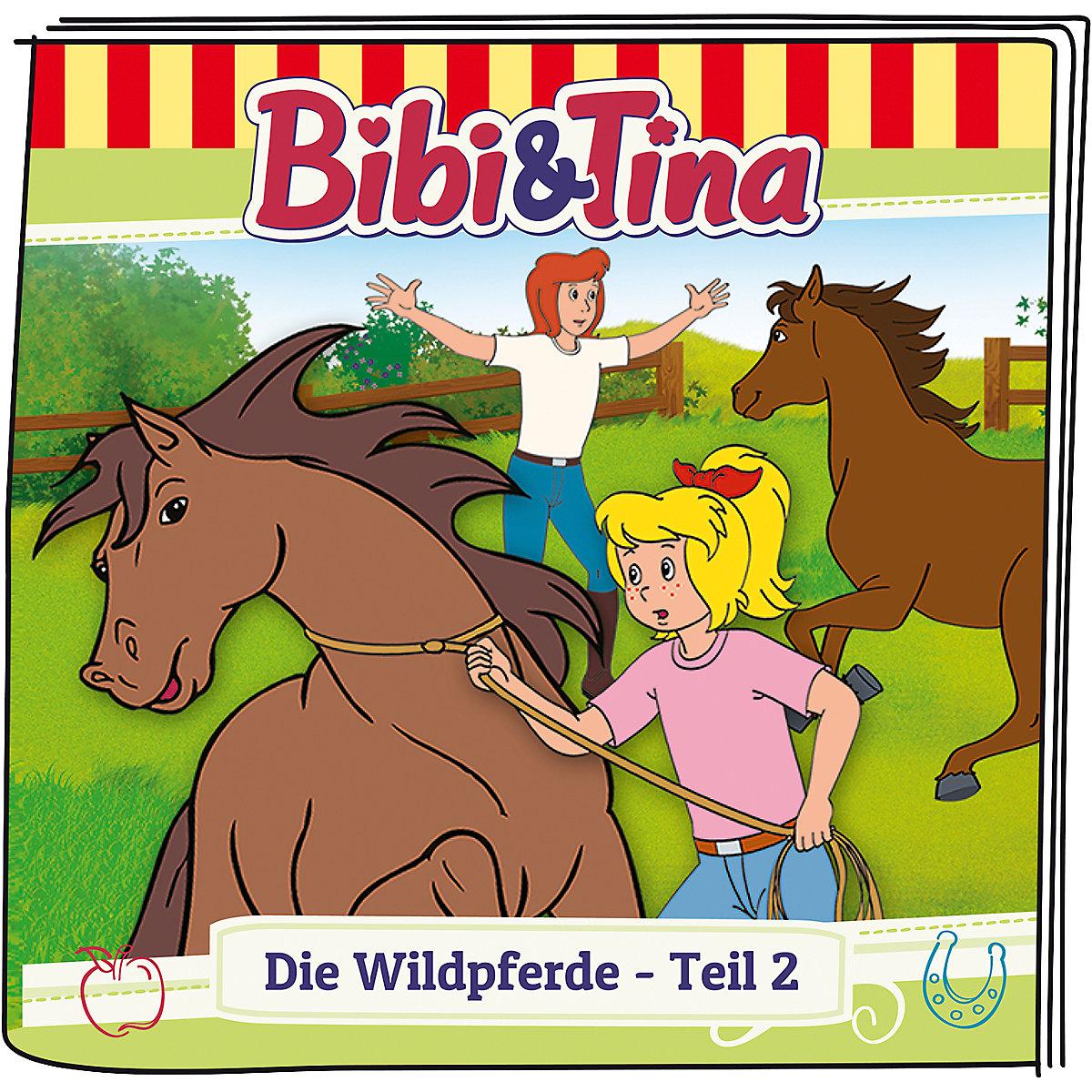 Tonies Bibi & Tina Wildpferde Teil 2 Bibi und Tina 6iOf6