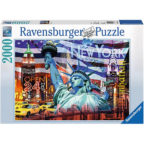 Ravensburger Puzzle 2000 Teile New York Collage Sale Angebote Neukieritzsch
