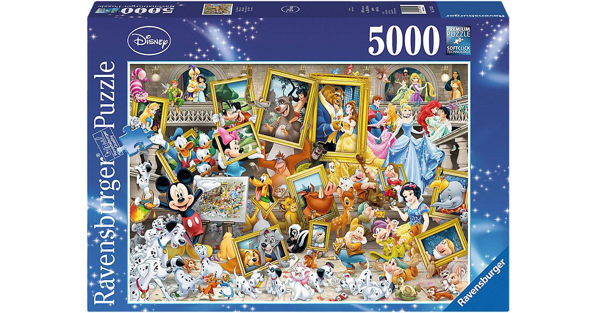 Ravensburger · Ravensburger Puzzle 5000 - Mickey als Künstler