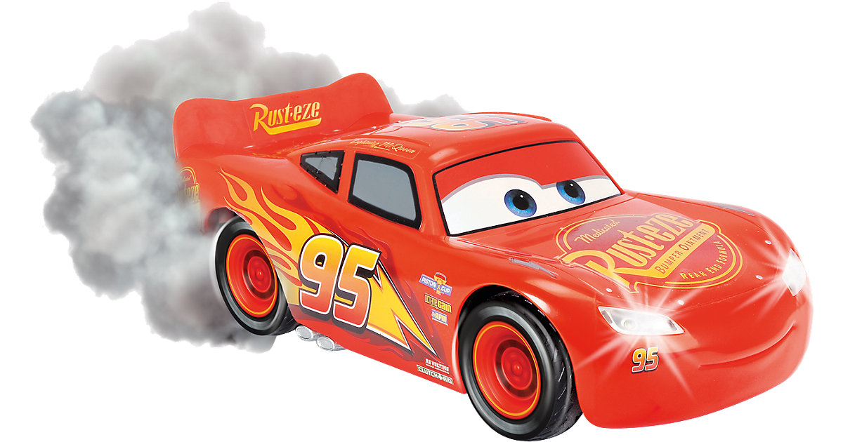 Cars 3 RC Fahrzeug Feature Lightning McQueen