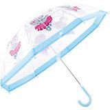 """Зонт детский прозрачный """"Зайка танцует"""", 46 см."""