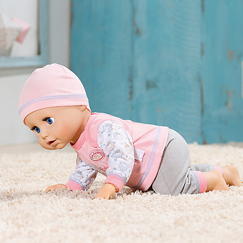 "Интерактивная кукла Zapf Creation ""Baby Annabell"" Учимся ходить, 43 см от Zapf Creation"