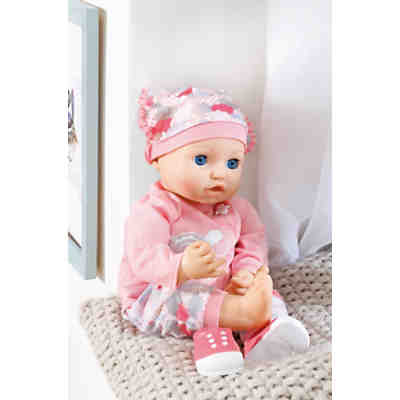 baby annabell sweet dreams set puppenkleidung 46 cm baby annabell mytoys. Black Bedroom Furniture Sets. Home Design Ideas