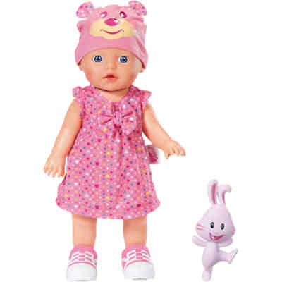 Baby Born 174 Babypuppe Interactive Girl 43 Cm Zapf