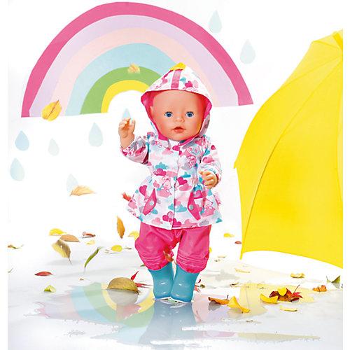 """Одежда для куклы Zapf Creation """"Baby Born"""" Для дождливой погоды от Zapf Creation"""