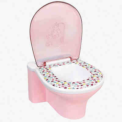 Baby Born Badezimmer Lustige Toilette Puppenzubehor Baby Born
