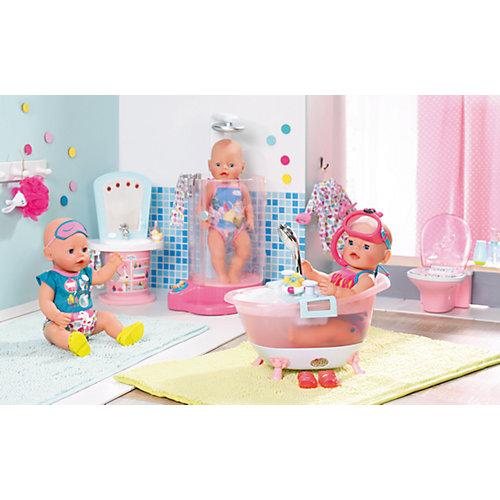 "Унитаз для куклы Zapf Creation ""Baby Born"" от Zapf Creation"