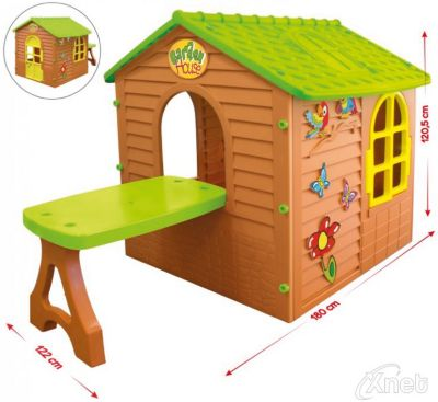 Домик со столом, Mochtoys