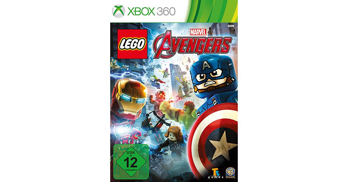 XB360 LEGO Marvel Avengers