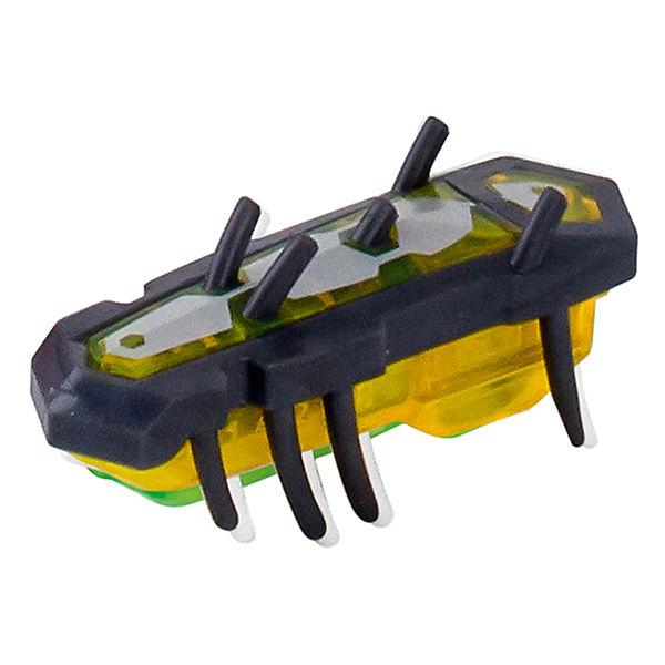 "Микро-робот ""Nano Nitro Single"" , серо-желтый, Hexbug"