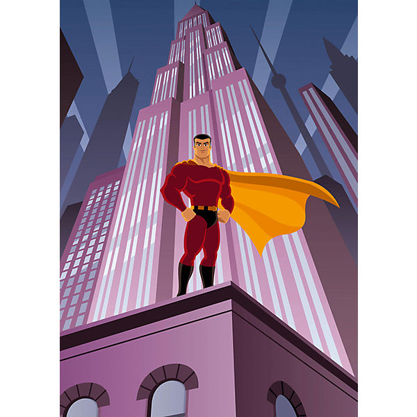 Фотообои Супермен (2,00*2,8), DECOCODE