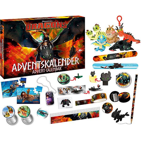 Adventskalender Dragons