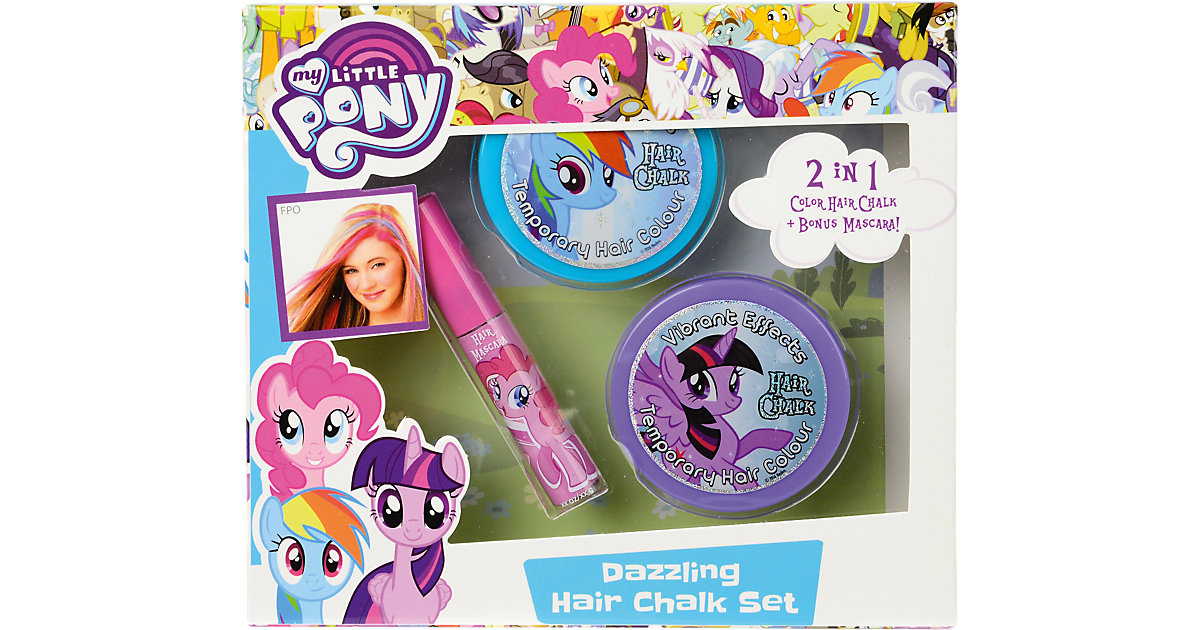My Little Pony Styling Sets (3fach sortiert)