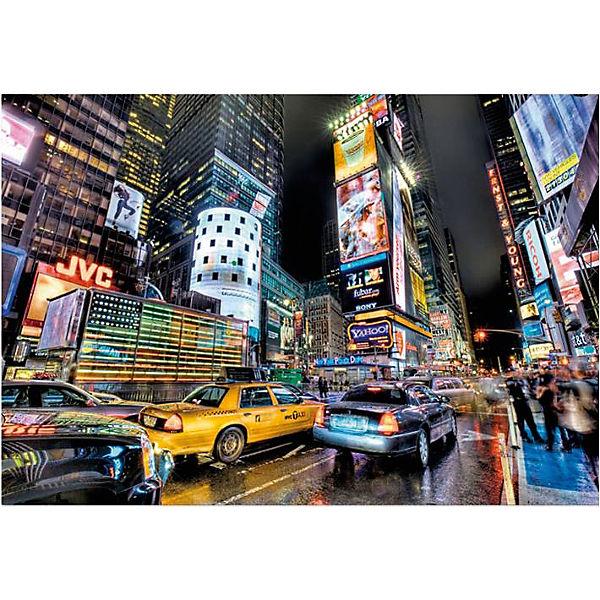 "Пазл ""Таймс Сквер, Нью-Йорк"", 1000 деталей, Educa"