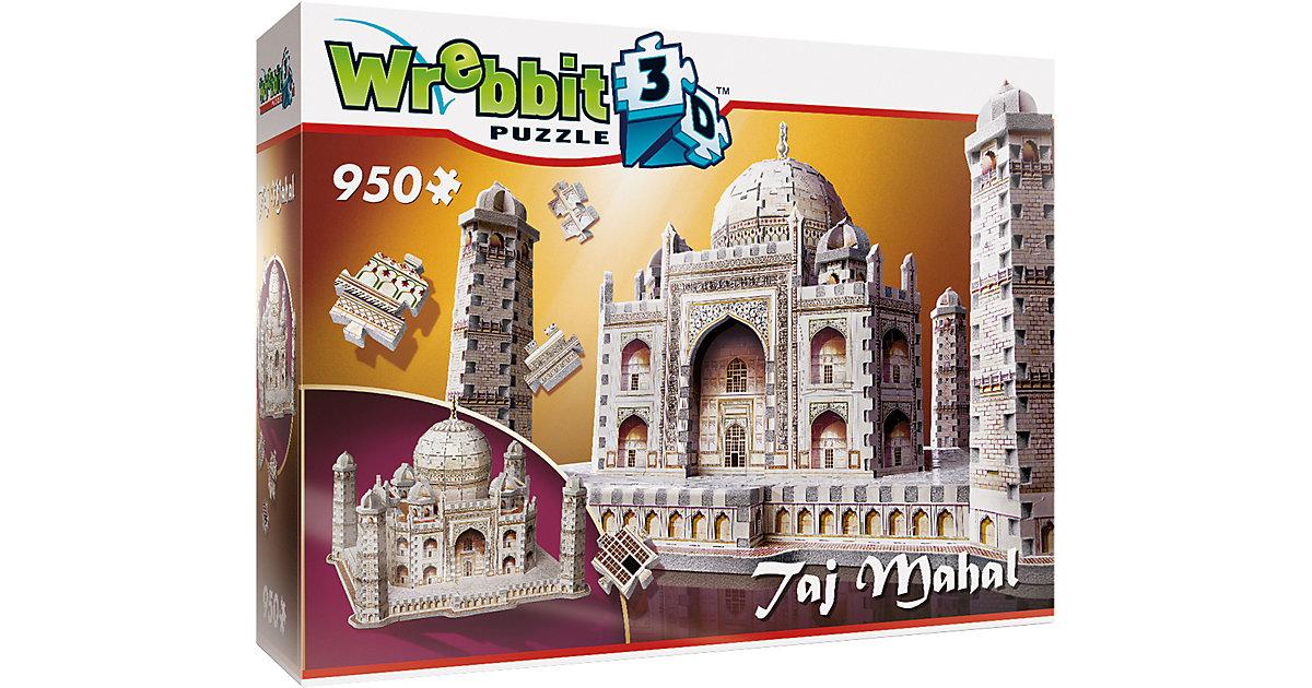 WREBBIT · Wrebbit 3D Puzzle 950 Teile Taj Mahal