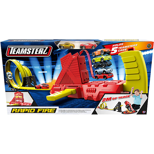 Трек HTI Teamsterz супер-скоростной