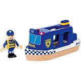 """Игровой набор Brio """"Полицейский катер"""""""