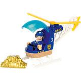 """Игровой набор Brio """"Полицейский вертолёт"""""""