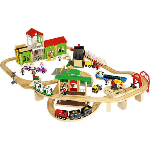 BRIO World Set Deluxe, BRIO