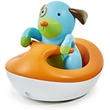 """Игрушка для ванной """"Щенок на гидроцикле"""""""", Skip Hop"""
