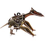 Конструктор – 3D пазл заводной: Птерозавр, UF