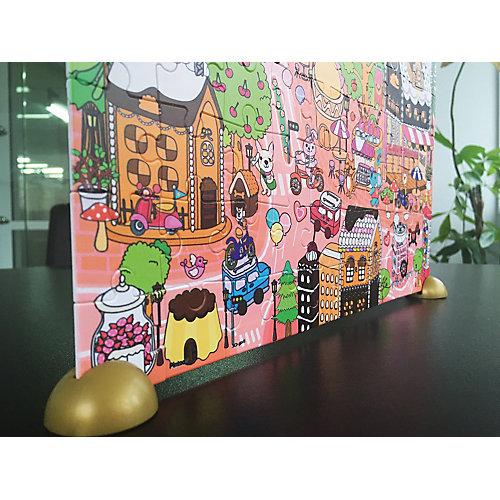 """Пазл на подставке """"Сладкая деревня"""", 80 деталей от Pintoo"""