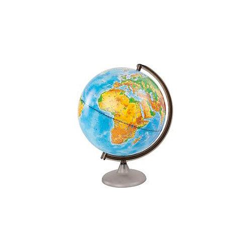 Глобус Земли физический, диаметр 320 мм от Глобусный Мир