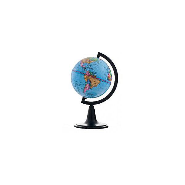 Глобус Земли политический, диаметр 120 мм