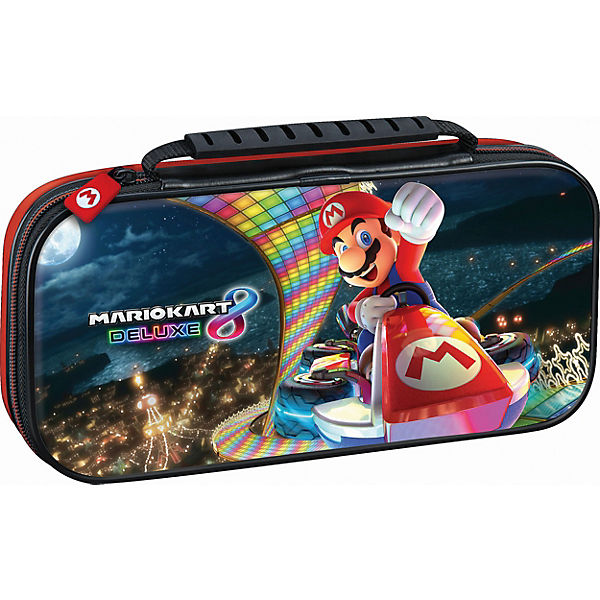 switch tasche travel case mario kart 8 deluxe super mario. Black Bedroom Furniture Sets. Home Design Ideas