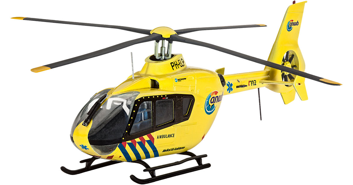 Revell Modellbausatz - Airbus Helicopters EC135 ANWB
