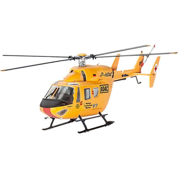 Revell Modellbausatz - BK-117 ADAC, Revell Modellbausätze Profi