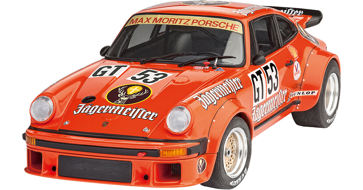 Revell Modellbausatz - Porsche 934 RSR ´´Jägermeister´´