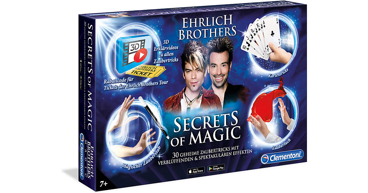 Ehrlich Brothers - Secrets of Magic